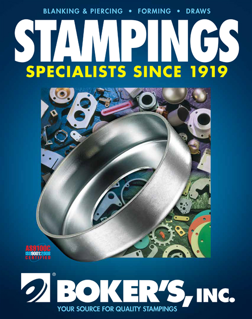 Here you can view Boker's comprehensive Stamping Brochure.