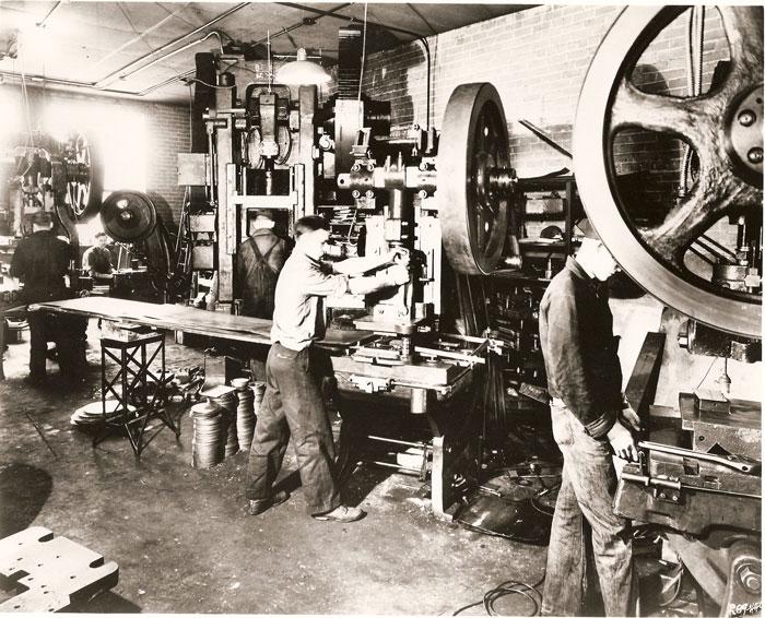 precision machine and manufacturing grove ok