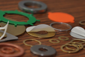 Adhesive Backed Washers